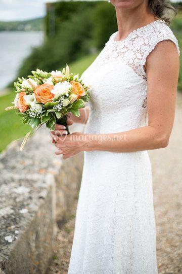 Détail bouquet