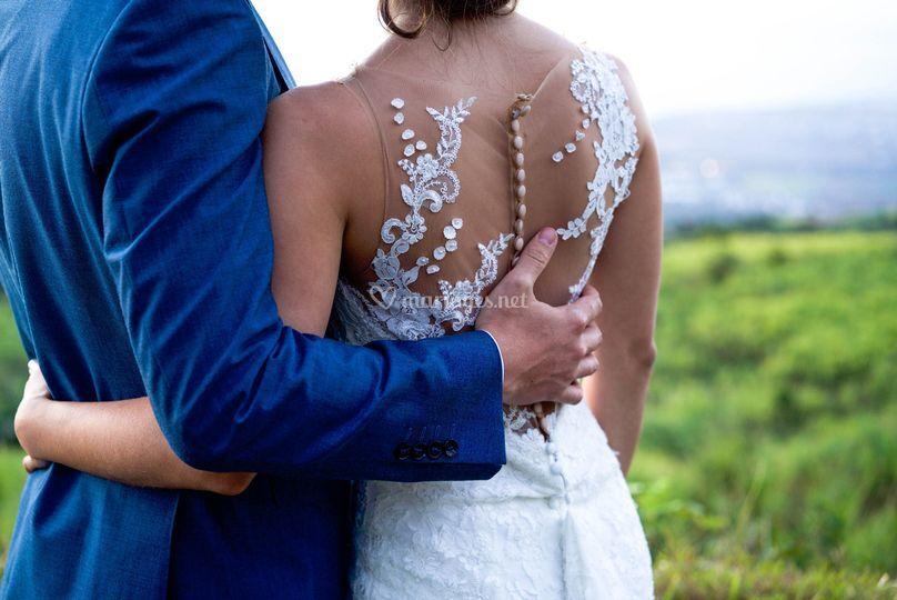 Mariage à l'Île de La Réunion