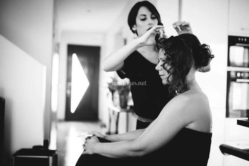 Coiffure/maquillage Art Beauté Création