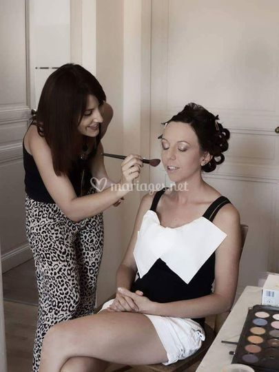 Coiffure/maquillage artbeautec