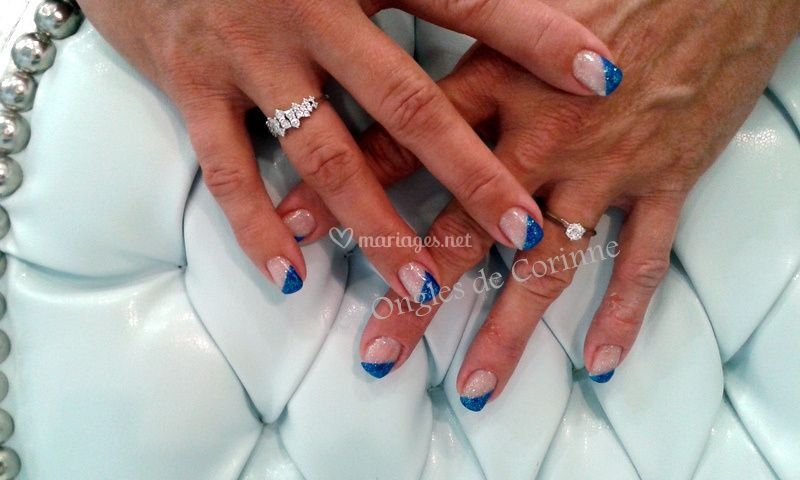 Décorations sur ongles