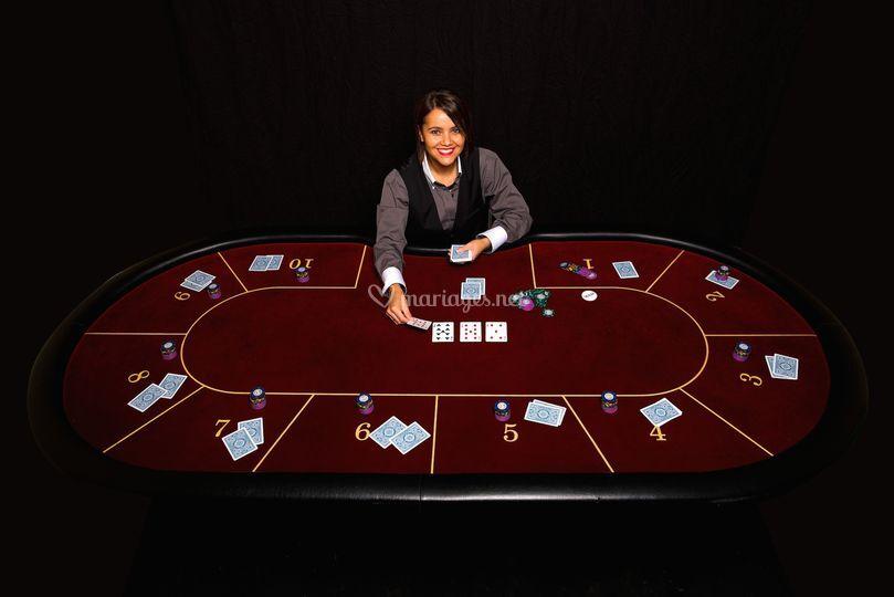Table poker