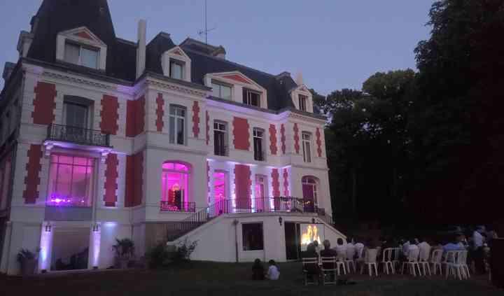 Mariage à Deauville Trouville