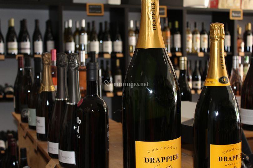 Quelques champagnes