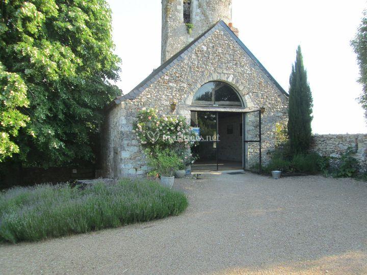 La salle de la tour