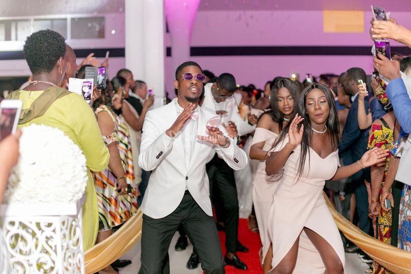 Agence Cinaa Titi - Danse africaine