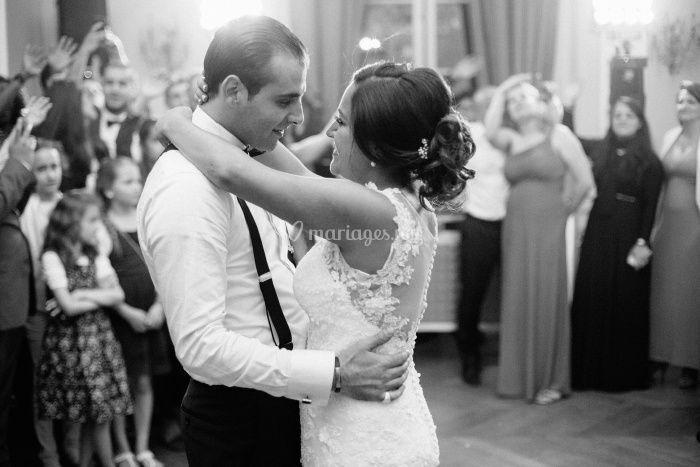 Danse nuptiale