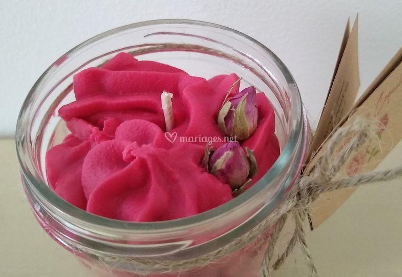 Chantilly Bouton de Rose