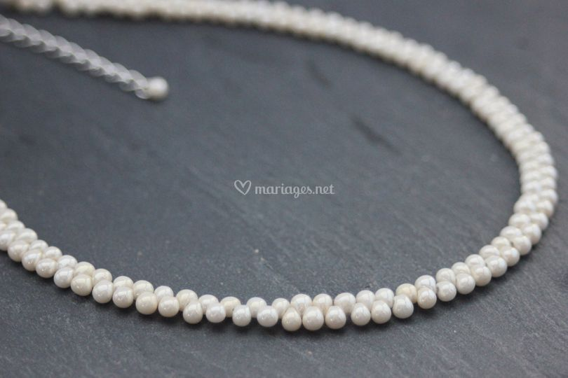 "Collier ""Marquise"""