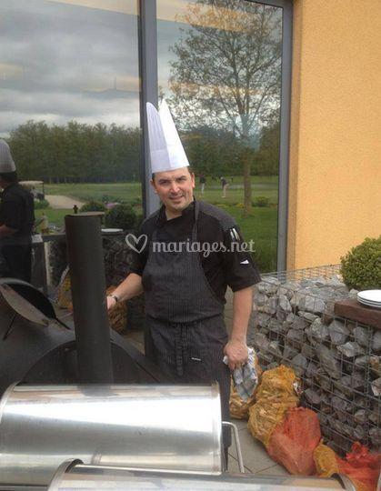 Chef professionnel