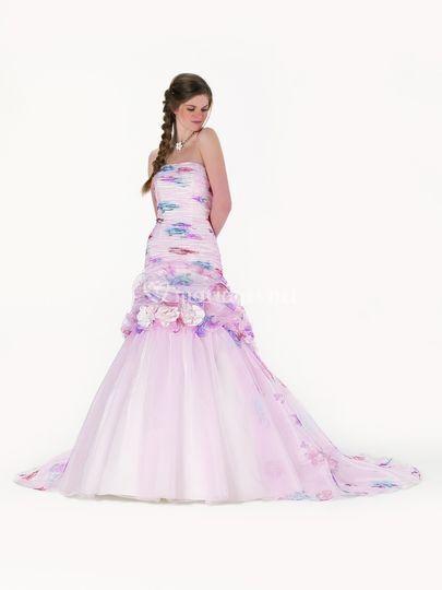 robes de mari e color es 2013