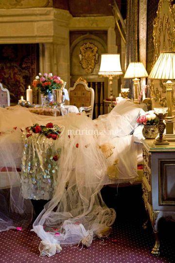 Photo mariage chambre Aldin