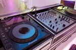 Console du DJ