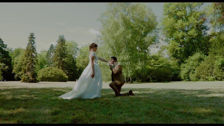 Mariage de Melanie & Andy