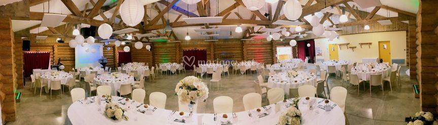 Mariage en Salle des Fustes