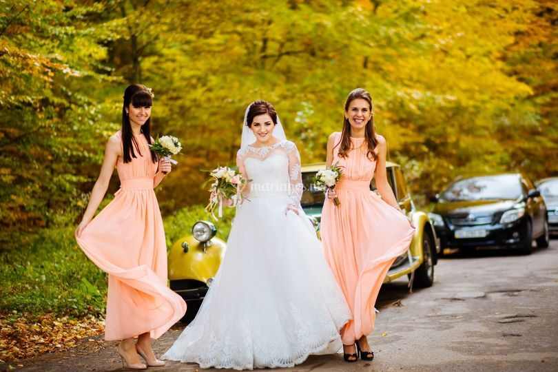 Robes de mariée et  de soirée