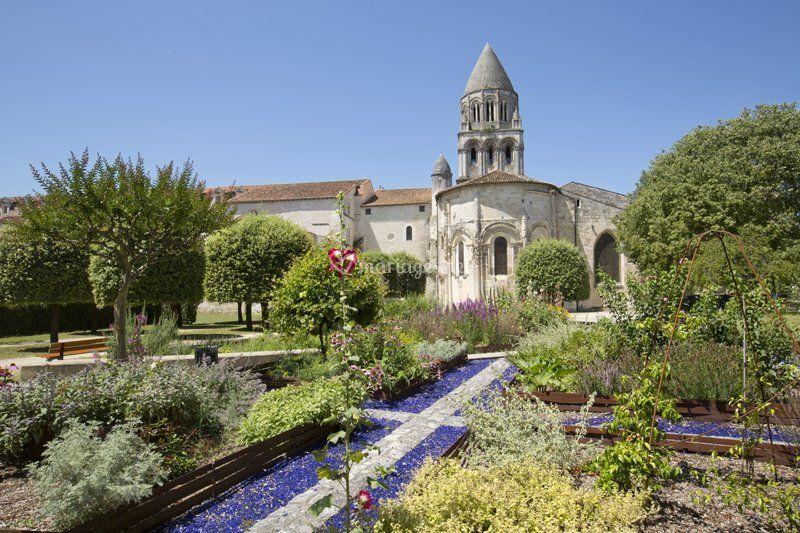 Les jardins de l'abbaye