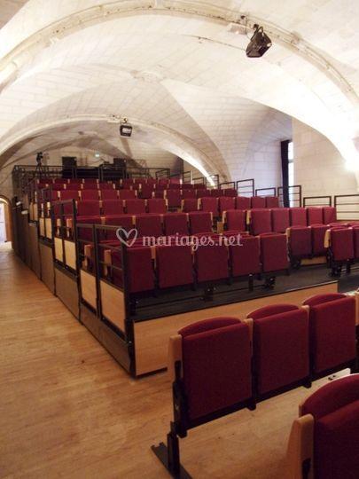 Auditorium de l'abbaye