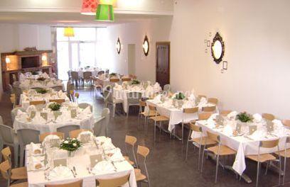 La salle mariage