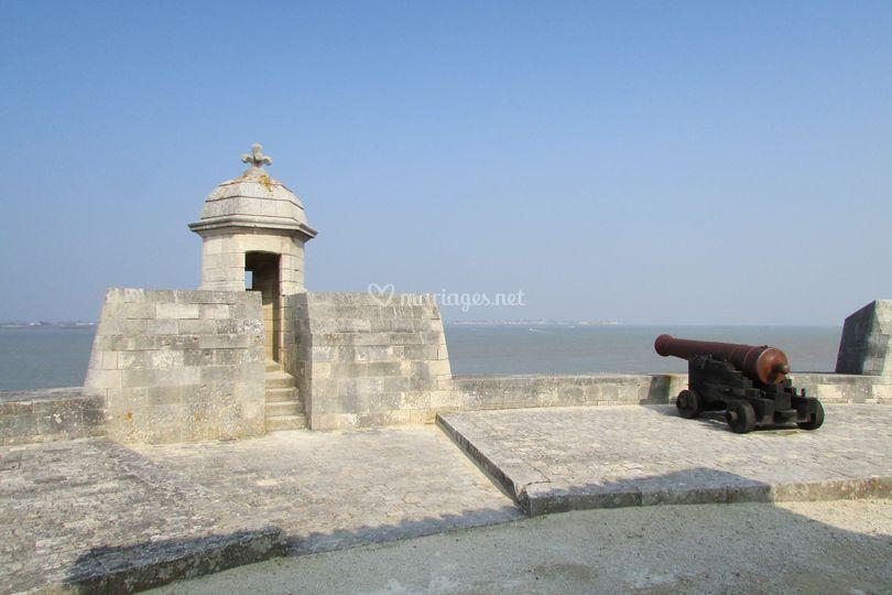 La vue sur la citadelle
