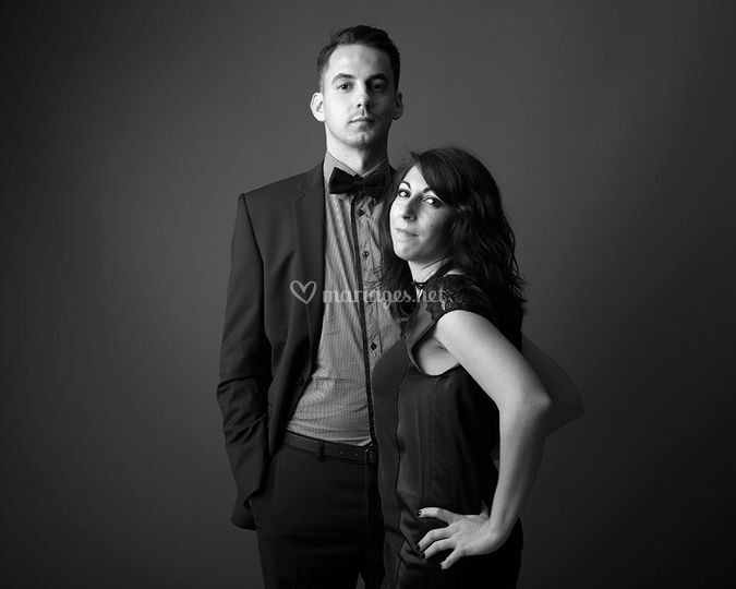 Engagement en studio