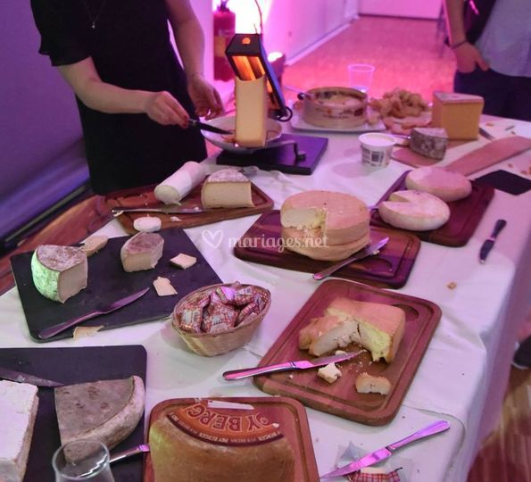 Atelier de l'affineur fromager