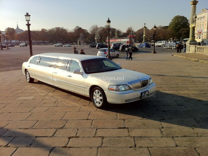 Paris Dream Limousines