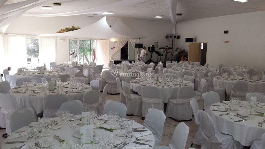 Salle de réception Salon 13
