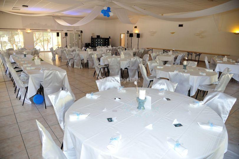 Salle de mariage Salon 13