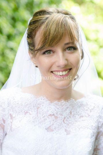 Portrait mariée Verberie