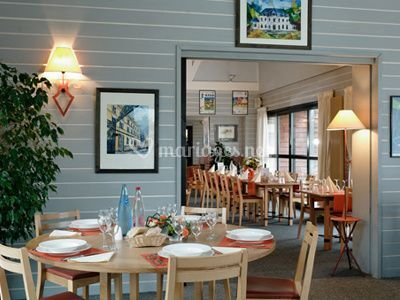 Salle restaurant Club House