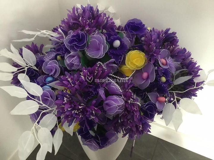 De très gros bouquets possible