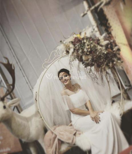 La loveuse des mariés