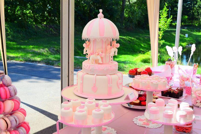 Grain de Sucre - Cake Designer