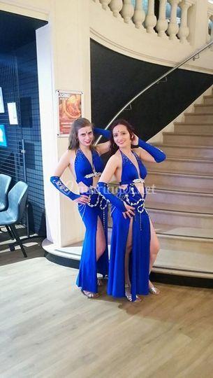 Manonn et Rachel
