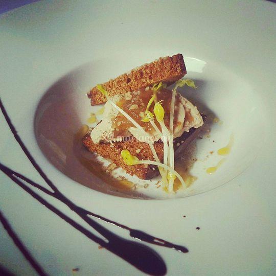 Manège gourmand foie gras