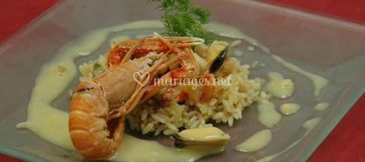 Cuisine gastronomique