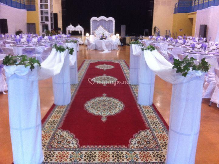 decoration orientale mariage toulouse taki traiteur - Traiteur Mariage Oriental
