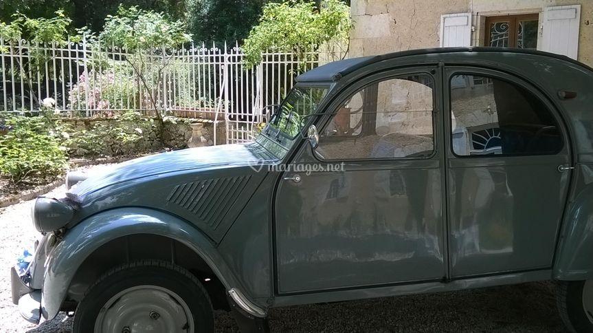 2 CV 1956