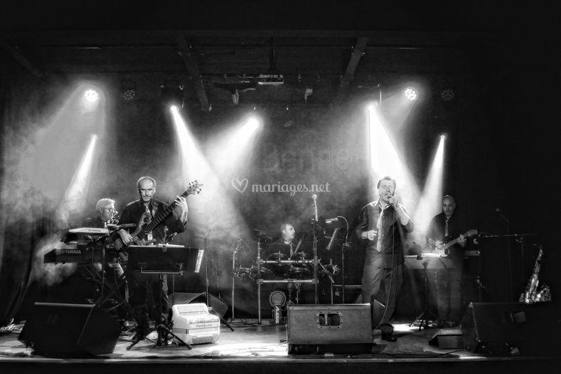 Dany Bennett - les musiciens