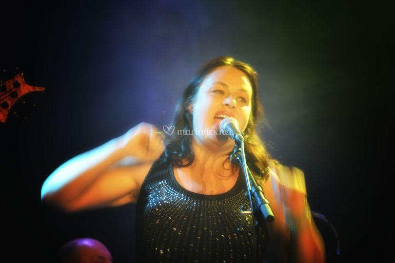 Dany Bennett - Chanteuse