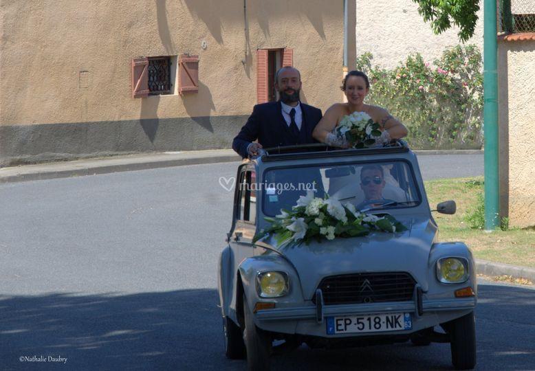 Mariage Cécile & Jean-Pierre