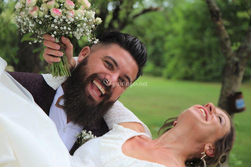 Mariage la ferme du moulinat