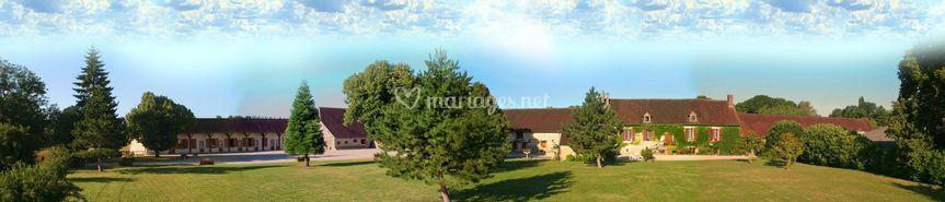 La ferme du vieux chateau sur La Ferme du Vieux Château