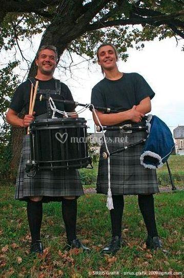 Cornemuse écossaise