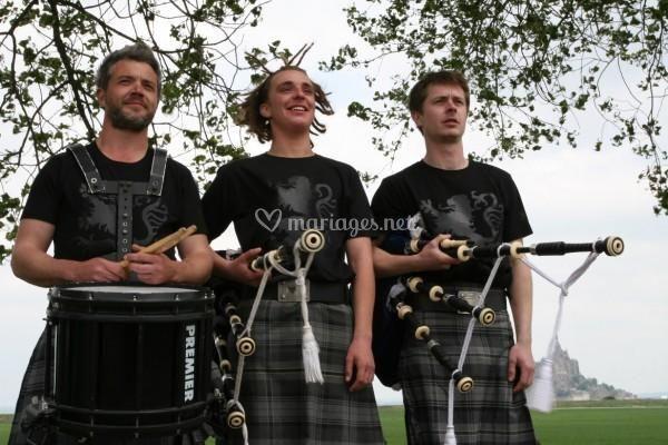 Tradition écossaise