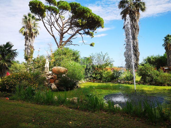Les jardins du mas