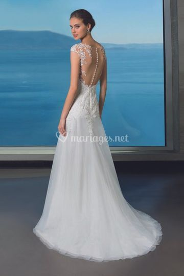Robe de mariée Bastia