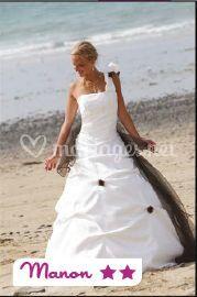 Robe de mariée Manon
