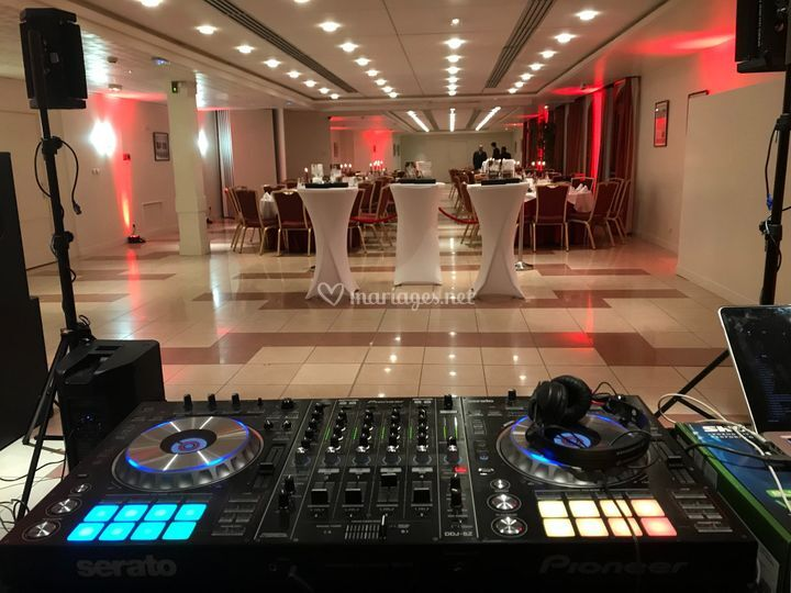 DJ soirée d'entreprise